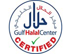 Gulf Halal Center Certified