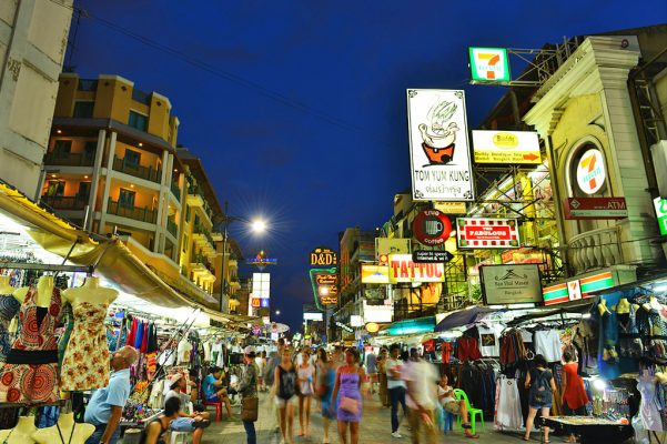 Hotel near Khao San Road